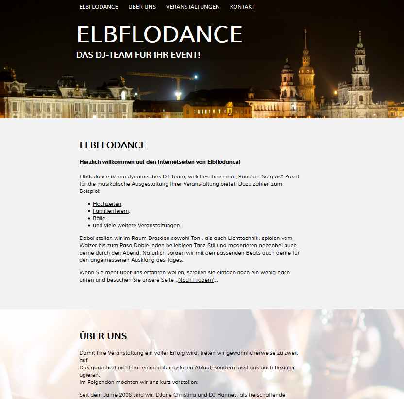 elbflodance website